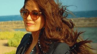 Salma Hayek se ha tenido que someter a 4 pruebas de Covid-19.