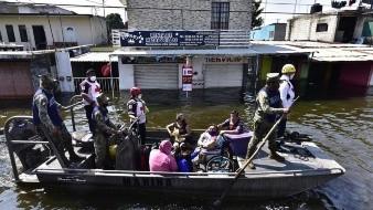 La semana pasada, el secretario de Relaciones Exteriores de México, Marcelo Ebrard, anunció que enviará ayuda a las zonas afectadas por el huracán.