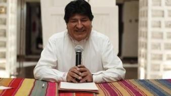 Evo Morales continúa masiva gira por Bolivia y apunta a no abandonar la política