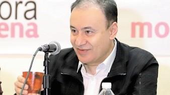 Alfonso Durazo Montaño, ex secretario de Seguridad y Protección Ciudadana.