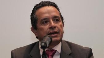 Carlos Joaquín González, gobernador de Quintana Roo.