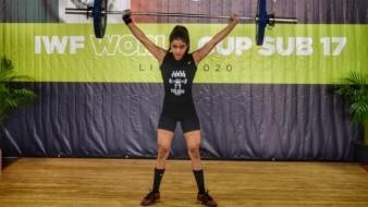 Naomi Montes destacó en la competencia.
