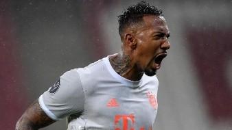 Después de una década Jerome Boateng se iría del Bayern Munich finalizando la temporada
