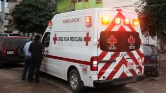 Por la gravedad de las lesiones, Salvador estaba a punto de ser trasladado a un hospital del IMSS de Nogales pero no resistió.