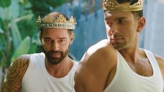 Comparte Ricky Martin el gran amor que siente por su esposo