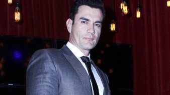Confirma David Zepeda su regreso a la música