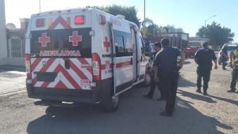 Hieren a pareja para intentar robarle a su bebé en Ciudad Obregón