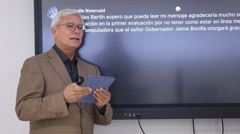 Triunfo de BC al eliminar plurinominales: Bonilla Valdez(Cortesía)