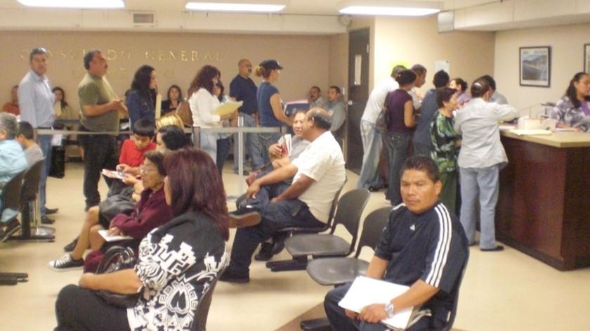 Continuará consulado de México en San Diego con pruebas Covid-19 gratis