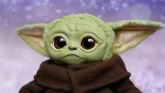 Baby Yoda viaja con la tripulación de la Crew Dragon que se dirige a la EEI