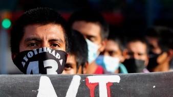 Ayotzinapa: familiares de los 42 exigen a Ejército