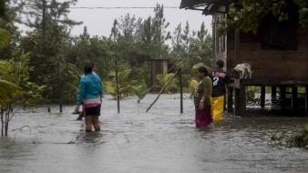 El huracán lota es el más potente que ha pasado por Nicaragua