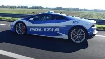 Policía italiana usa Lamborghini para transportar riñón que sería usado en trasplante