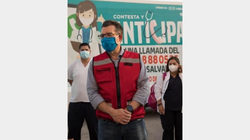 El secretario de Salud de Sonora comentó que la obesidad, es un factor de riesgo para desarrollar complicaciones por coronavirus(EL IMPARCIAL)