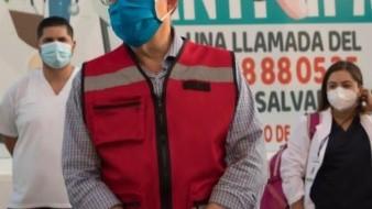 El secretario de Salud de Sonora comentó que la obesidad, es un factor de riesgo para desarrollar complicaciones por coronavirus