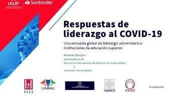 Presentan resultados de encuesta internacional sobre los cambios en las instituciones