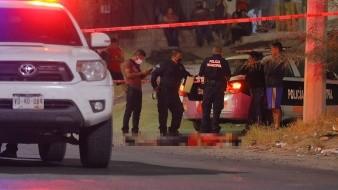 Un joven fue asesinado a balazos en Hermosillo