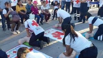 Se le dificulta a Cruz Roja conseguir voluntarios.