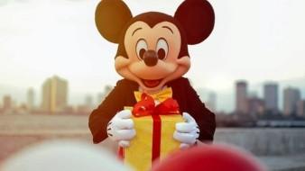 Mickey Mouse celebra 92 años