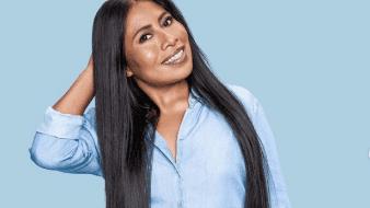 Yalitza Aparicio tiene actualmente 26 años de edad.