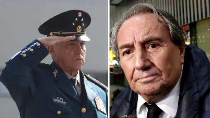 Abogado de Cienfuegos agradece a AMLO y Trump por regreso del ex general a México(Especial)