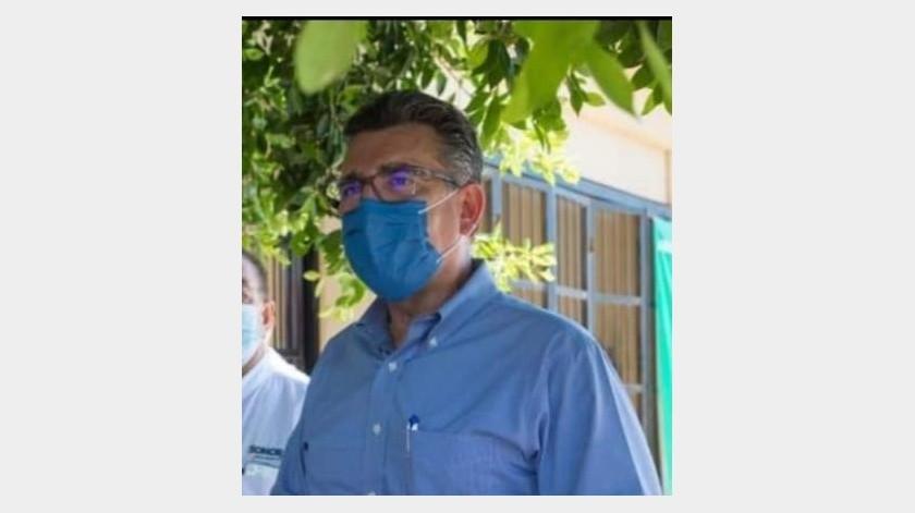 Enrique Clausen Iberri, secretario de Salud de Sonora(ESPECIAL)