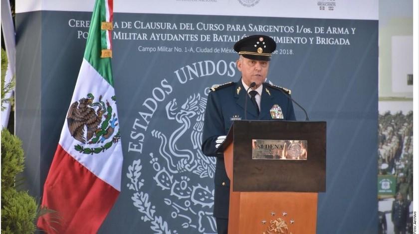 El canciller narró la cronología desde que el ex secretario de la Defensa llegó a las 18:40 horas al hangar de la FGR en Toluca, Estado de México.(Archivo GH)