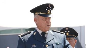 Salvador Cienfuegos Zepeda, ex secretario de la Defensa Nacional.