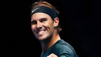 Nadal se cuela a las Semifinales de las Finales de la ATP