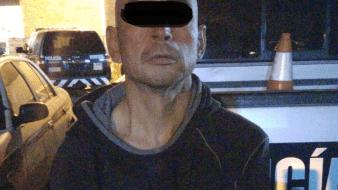 Detienen a estadounidense prófugo de homicidio, en SLRC