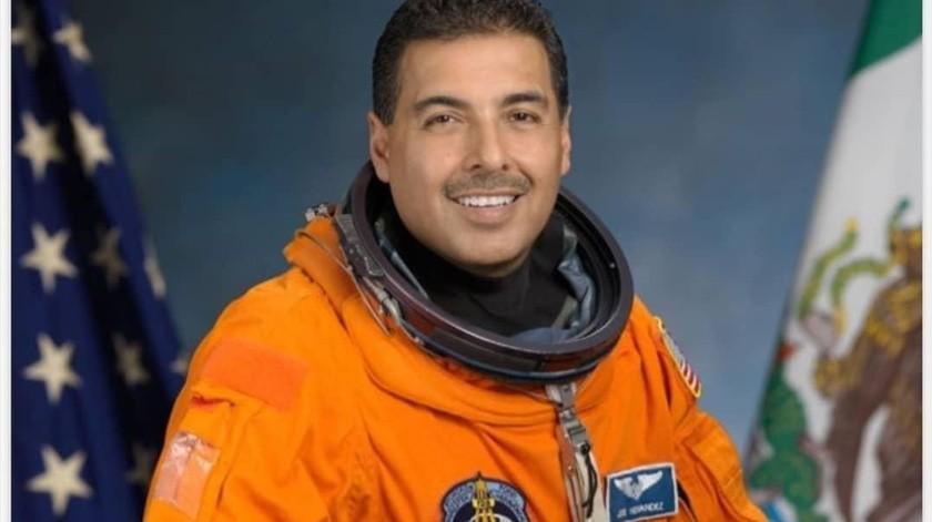 José Hernández es un astronauta nacido en Estados Unidos, pero hijo de inmigrantes mexicanos.(Tomada de la red)
