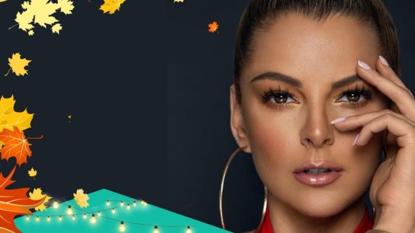 Marjorie de Sousa dará concierto por Acción de Gracias(Twitter)