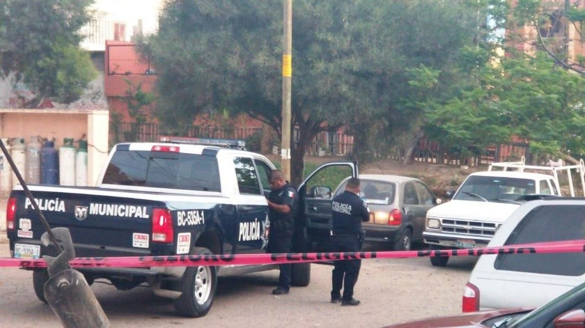 Asesinan a sujeto en el Infonavit Presidentes(Margarito Martínez)