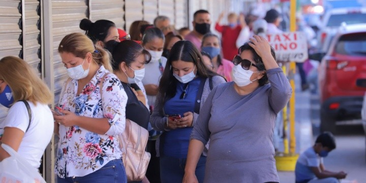 Coronavirus en Sonora: 11 muertes y 231 nuevos casos al corte de este día