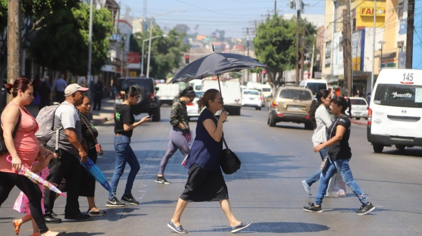 Pronostican un cálido fin de semana para Tijuana(Archivo)