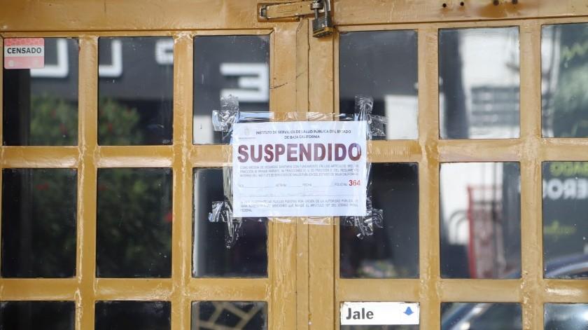 Prevén más clausuras por no respetar medidas sanitarias(Javier Gallegos)