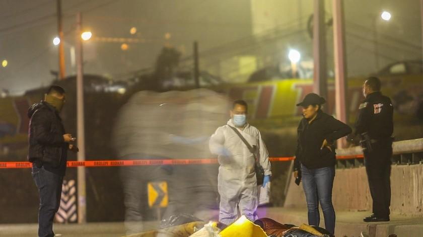 En octubre se contabilizaron 143 víctimas de homicidios doloso en Tijuana.(GUSTAVO SUÁREZ)