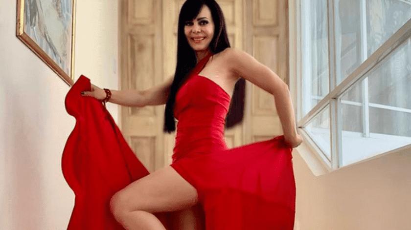 Maribel Guardia tiene actualmente 61 años de edad.(Instagram.)