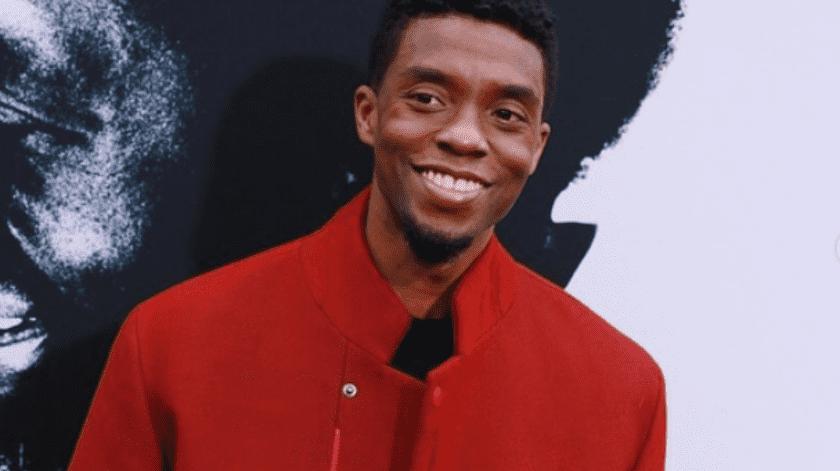 Chadwick Boseman falleció el 28 de agosto sin testamento.(Instagram.)