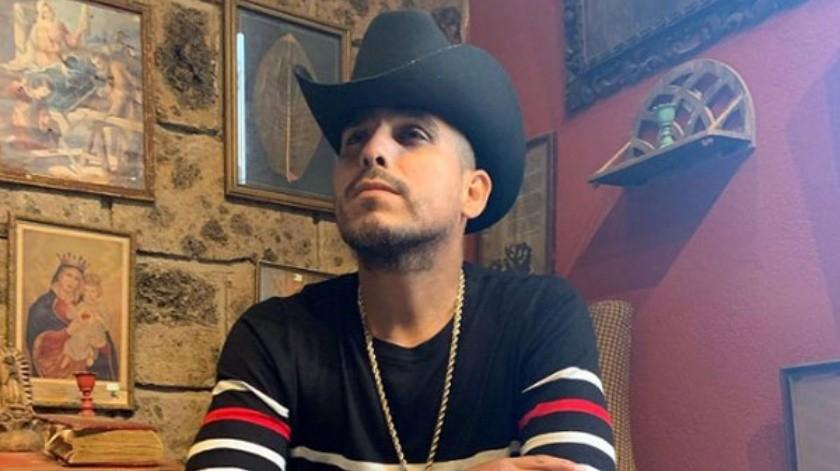 Espinoza Paz estrena disco.(Cortesía Instagram)