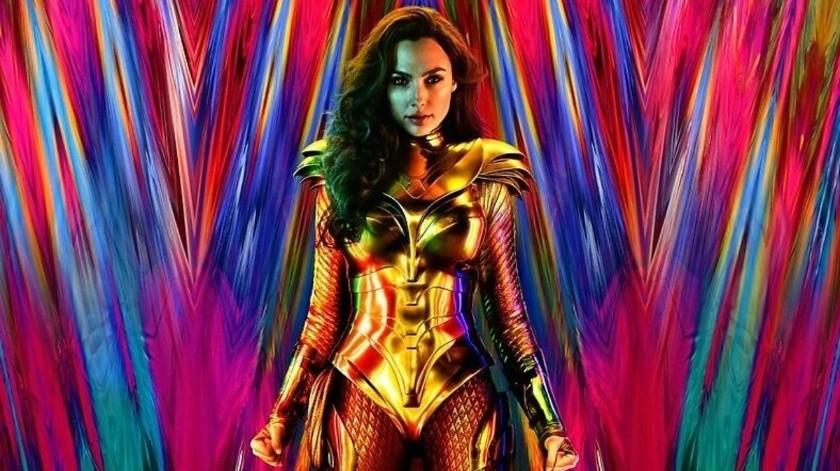 """Se espera que la llegada de """"Mujer Maravilla 1984"""" a cines de México reactive la asistencia.(Tomada de la red)"""