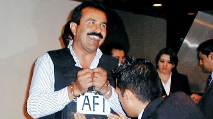 Admiten demanda de amparo de hermano de Caro Quintero contra posible orden de aprehensión(El Universal)