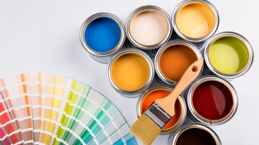 Tiene un exitoso TikTok donde mezcla pinturas, pero lo despide por gastar el material(Tomada de la red)