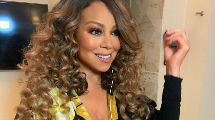 Tras la revelación de Mariah, los fanáticos quedaron emocionados y eufóricos por la gran noticia.(Instagram/mariahcarey)