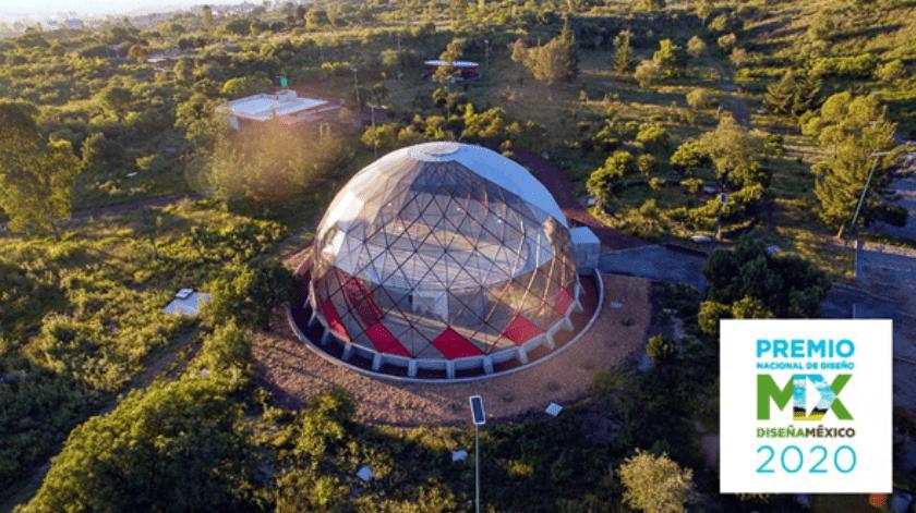 Obtiene Sierra de Santa Catarina-Yecahuizotl Premio Nacional de Diseño 2020(Cortesía)