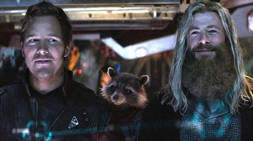 """Los dos actores volverán a actuar juntos en la película """"Thor: Love and Thunder"""".(Tomada de la red)"""