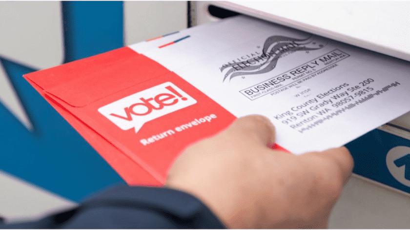 Desestima Juez de Pensilvania demanda de Trump para anular millones de votos por correo(Shutterstock)