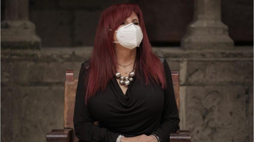Layda Sansores se destapa para ser gobernadora de Campeche(Twitter/ @LaydaSansores)