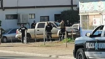 Mujer muere arrollada por detenidos en Caborca, intentaban huir de la policía