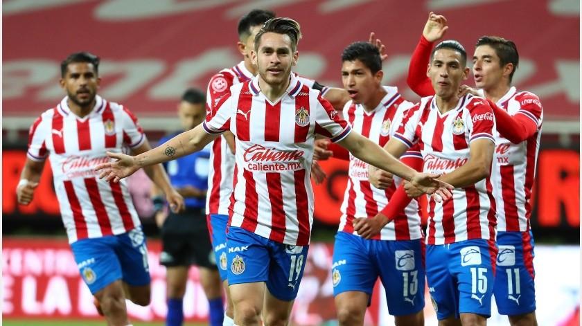 Reapertura de estadio para Chivas vs América será responsabilidad de Jalisco: López-Gatell(Twitter @Chivas)